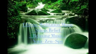 Tibetan Stress Relief Relaxing Meditation Music~Yoga~Spa~Zen~Chakras~Luxury Spa. 9 Hours.