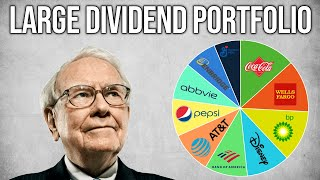 How To Build A Large Dividend Portfolio In 2021