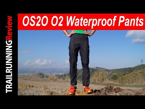 OS2O O2 Waterproof Pants Review