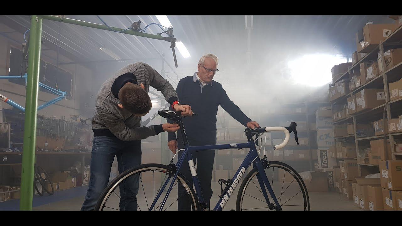 Productie: GIG creative film / Concept: gr8 agency / In samenwerking met Jan Janssen Individual Bikes