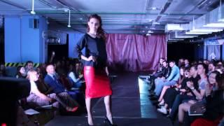 Zaza Amarov показ коллекции Donna Primavera часть 1