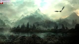 Skyrim the Journey Выживание в блокаде Мирака, 3 дракона сразу. 450 модов.