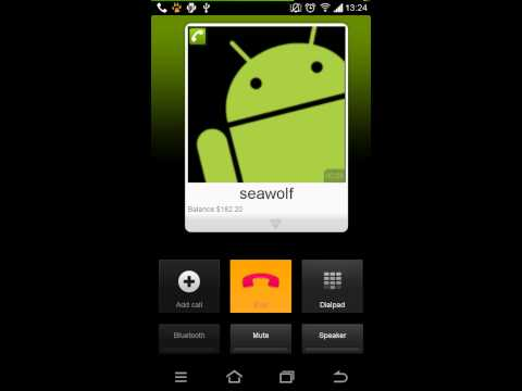 Video of GlobalTalk- free phone calls