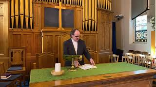 12th July Sunday Sermon