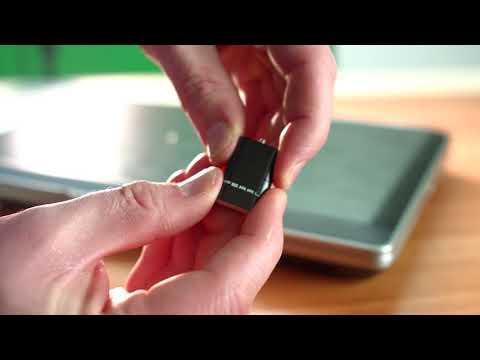 PEARL microSD-Kartenleser & USB-OTG-Adapter-Set für Micro-USB & USB Typ C