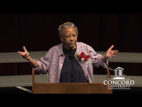 Sample video for Nikki Giovanni