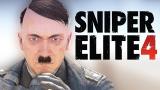Sniper Elite 4 - ЦЕЛЬ - УБИТЬ ГИТЛЕРА! (DLC)