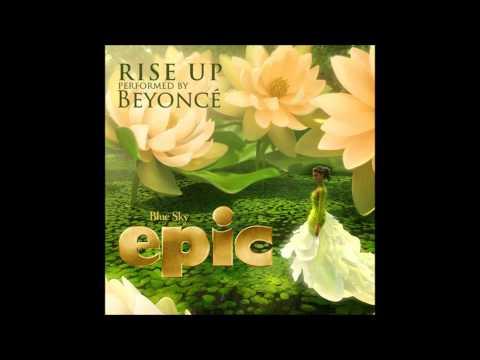 Música Nova Beyoncé 2013 - Rise Up - Audio Original CD
