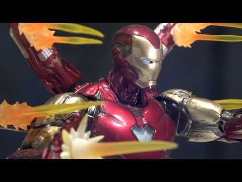 S.H.Figuarts アイアンマン マーク85(Iron Man MK85) -《FINAL BATTLE》EDITION(アベンジャーズ/エンドゲーム)
