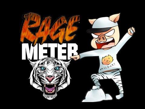 RAGE Meter with I_AM_WILDCAT!