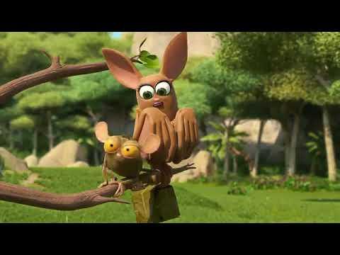 The Jungle Bunch   Season 02   Episode 01  360 X 640/ TV cartoons shows