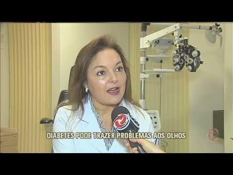 Diabetes pode trazer problemas aos olhos