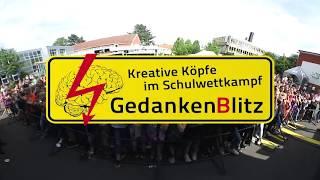 """BLOCKRUDEL mit """"Randale"""" LIVE auf der Gedankenblitz-Bühne 2017 im 360°-Video"""