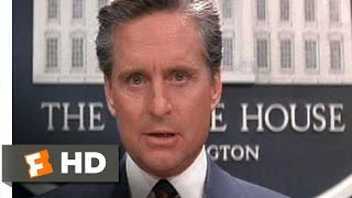 The American President (9/9) Movie CLIP - Character and American Values (1995) HD