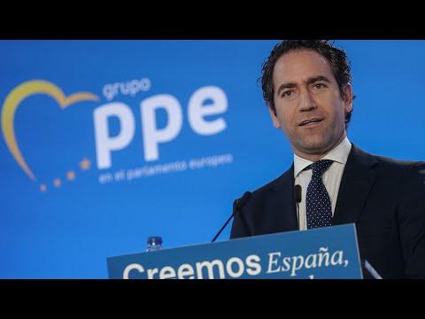 Teodoro García Egea presenta la 2ª jornada de los Cursos de verano del PPE en El Escorial