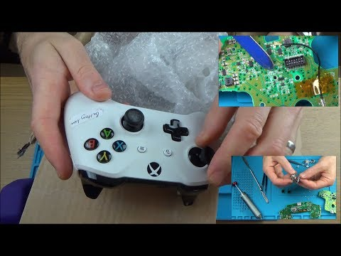 Trying to FIX eBay Joblot of Faulty Xbox One Controllers PART 3