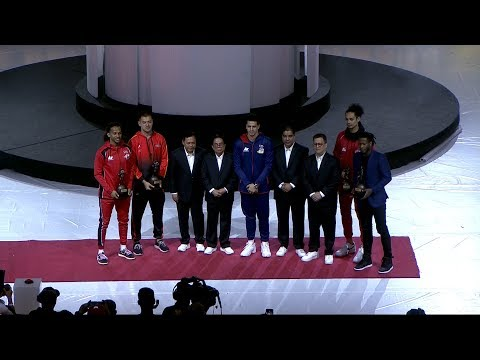 [Sport5]  All Defensive Team | PBA Season 44 Leo Awards