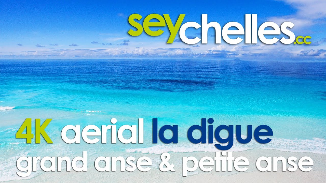 video about grand and petite anse on la digue