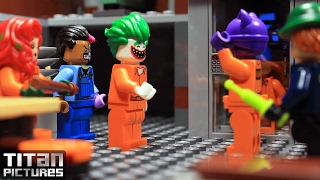 Lego Batman Arkham Asylum Break