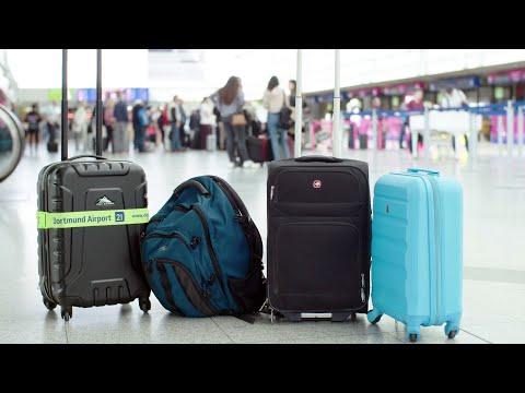 Der perfekte Koffer gesucht? Unsere Experten packen aus: Profi-Tipps für Fluggepäck