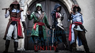 Vlog | Projet cosplay assassin's Creed Unity