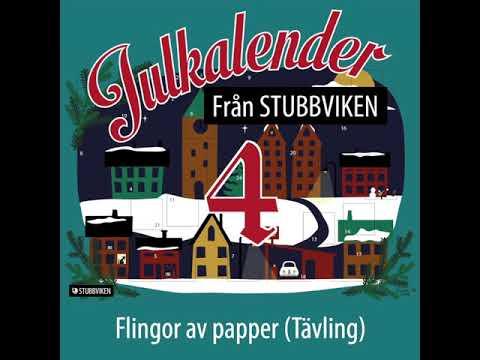 Här ser ni tävlingen som finns i lucka 4 i Stubbviken adventskalender. Ta chansen att vinna 3 valfria Prydnadsplattor!