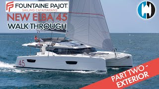 New Sail Catamarans for Sale 2021 Elba 45
