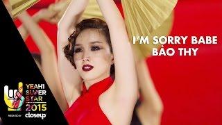 I'm Sorry Babe