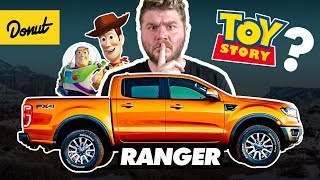The 2019 Ford Ranger is the Toy Story 4 of Trucks | Bumper 2 Bumper