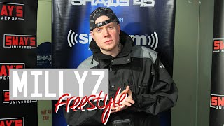 Millyz Freestyles On Sway In The Morning | Sway's Universe