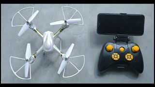 Best camera drone HD 1080p Quadcopter aircraft one-touch landing / takeoff WIFI transmission