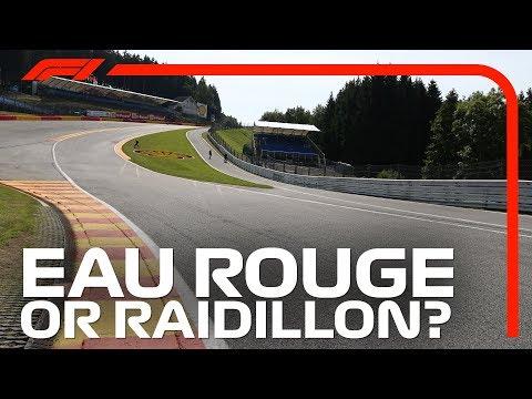 Spa's 'Confusing' Corner Names | 2018 Belgian Grand Prix