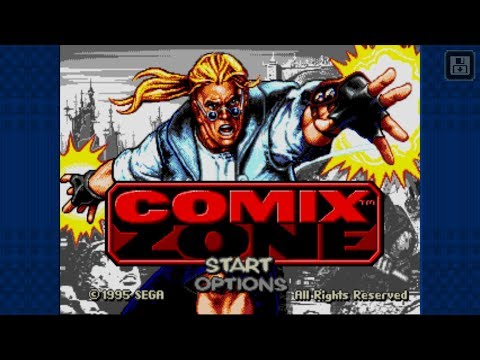 Comix Zone video