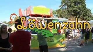 Löwenzahn-Bauwagen