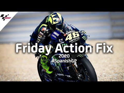 MotoGP スペインGP プレビューハイライト動画