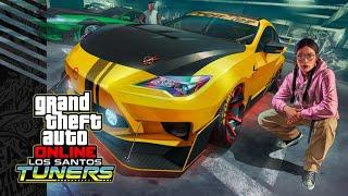 GTA 5 LOS SANTOS TUNERS UPDATE DLC  gta 5 update