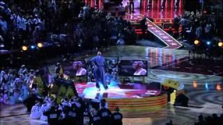 Michael Jordan Crying in 2003 NBA All-Star Game Half-Time Break