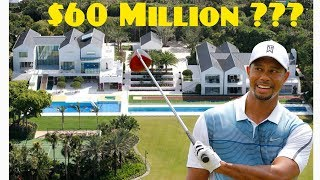 Tiger Woods House 2017 | Tiger Woods Net Worth $740 MILLION (2017)