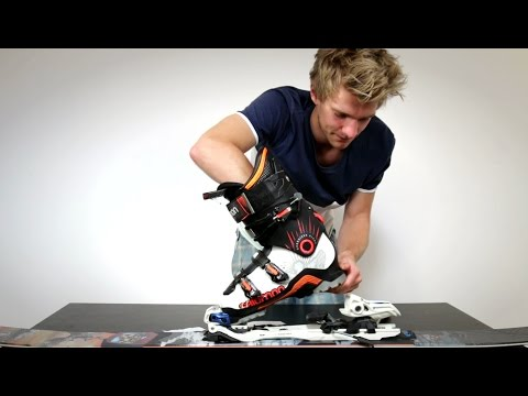 Set up your ski binding correctly!