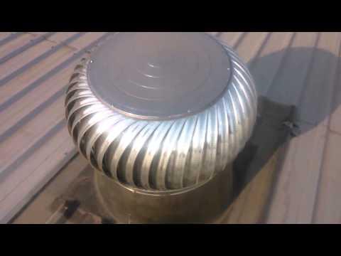 Turbine Wind Ventilator