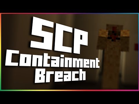 SCP:CB But everything is Blocky! | SCP Minecraft | Part 1 - Thủ