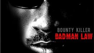 Bounty Killer - BadMan (Raw) [Black Heart Riddim] September 2015