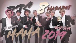 [QAZ.SUB] [EPISODE] BTS (방탄소년단) @ 2019 MAMA - BTS MAMA күту бөлмесінде(үзінді)