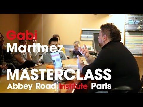 Master Class avec Gabi Martinez