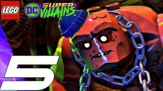 LEGO DC Super Villains - Gameplay Walkthrough Part 5 - Monster Man Boss Fight (Full Game)