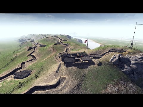 Pacific Airfield Defense - WWII Battle for Guadalcanal | Men of War: Assault Squad 2 Gameplay