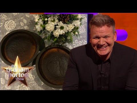 Gordon Ramsay hodnotí kuchařské umění diváků - The Graham Norton Show
