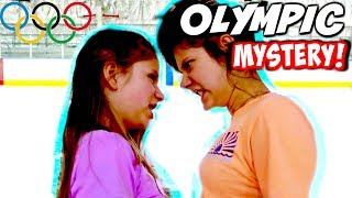 The Missing Prize Money Mystery at the Mini Winter Olympics | SuperHeroKids