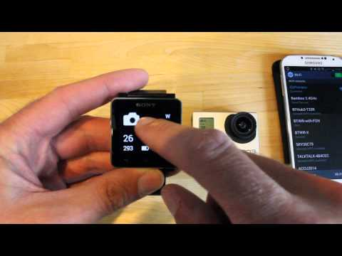 Video of GoPro Remote for SmartWatch 2