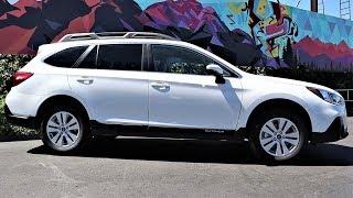 2019 Subaru Outback Premium: Subaru's Off-Road Ready SUV!